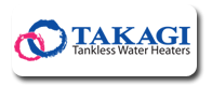 Takagi Tankless Water Heaters Installed in 90275