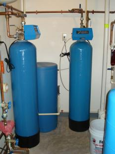 Our Plumbers in Rancho Palos Verdes Install Water Softeners